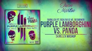 Purple Lamborghini vs  Panda Skrillex Mashup