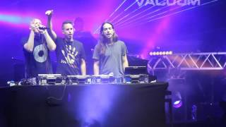 infected mushroom& Yahel- Electro Panic live!