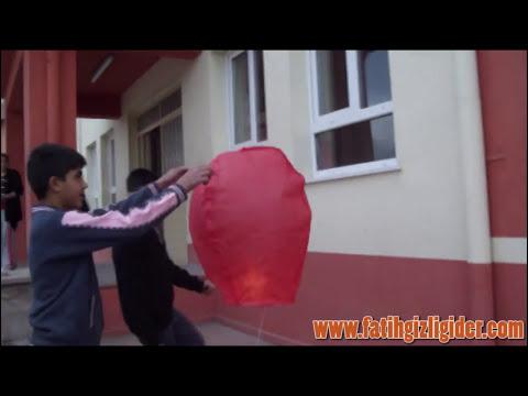 Sıcak hava balonu nasıl uçar?