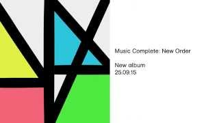 New Order - Music Complete: 3
