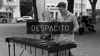 Amazing Despacito Cover on the Marimba