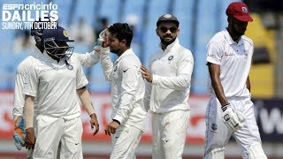 India continue their dominance at home & more | Daily cricket news