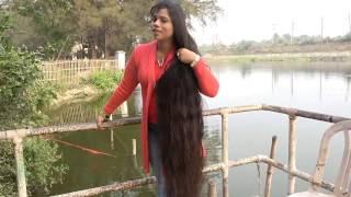 Long Hair Show Varsha width=