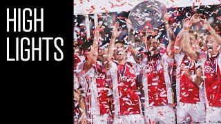 Highlights De Graafschap - Ajax   Kampioenswedstrijd Eredivisie 2018/19