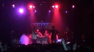 Elio Toffana - Morir Para Vivir feat. C. Tangana (DIRECTO - SALA CARACOL)