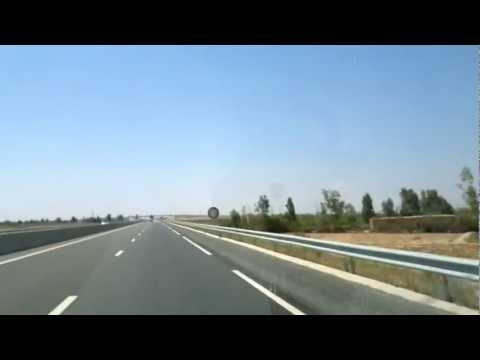 A7 Time Lapse [Marrakech_Agadir Highway – Morocco] (HD)