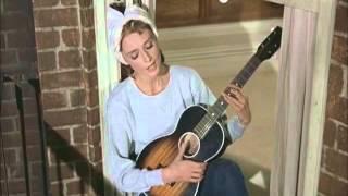 Audrey Hepburn Singing Moon River