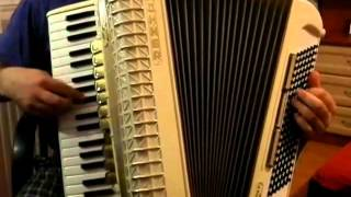 """Accordion song from the film """"Black cat white cat"""""""