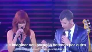 Aber dich, gibt's nur einmal für mich - Legenda em português