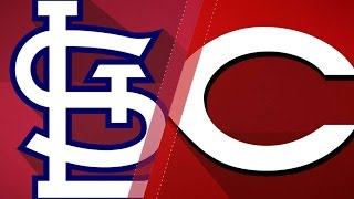 6/6/17: Gennett's four homers lead Reds to 13-1 win