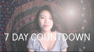 7 Day Countdown Promo • Joie Tan