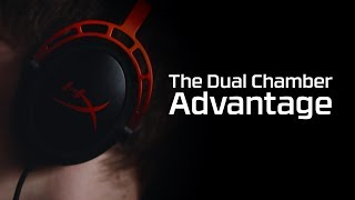Cloud Alpha Dual Chamber Design Explained – HyperX Gaming Headset