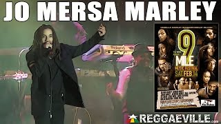 Jo Mersa Marley - Bogus  @ 9 Mile Music Festival in Miami, FL [February 14th 2015]