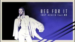 Iggy Azalea 'Beg For It' feat MO- Fancy Baby Cover