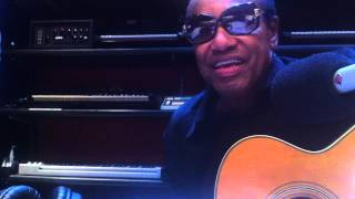 Bobby Womack - Deep River  (First take, Studio 13, 14 October 2011)