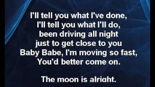 Sleeping in My Car - Roxette Karaoke tip