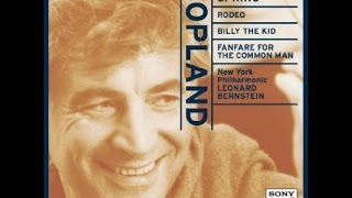 Copland: Appalachian Spring - Allegro / Bernstein · New York Philharmonic