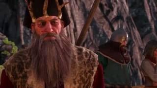 Ivar Bjørnson & Einar Selvik's Skuggsjá - Kvervandi (The Witcher 3:Wild Hunt )