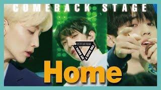 [Comeback Stage] SEVENTEEN - Home, 세븐틴 - Home Show Music core 20190126