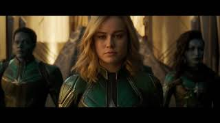 Captain Marvel Special Look Official Trailer / By Hindi Movies