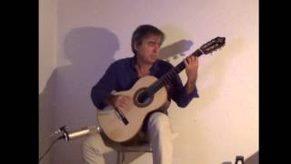YELLOW SUBMARINE (The Beatles) fingerstyle by Carlos Piegari