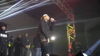 Kevin Gates - Luca Brasi 2 Intro [ Official Live Performance ]