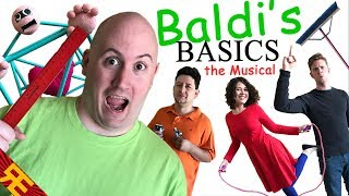 BALDI'S BASICS: THE MUSICAL [by Random Encounters]