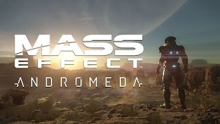 MASS EFFECT™: ANDROMEDA Official E3 2015 Announce Trailer