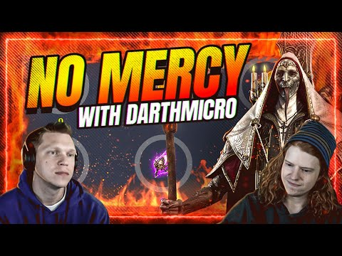 Plarium Puts END to Mercy Trackers?! ft. DarthMicro | RAID Shadow Legends