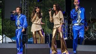 Dni Pszczyny 2015: I have a dream - ABBA cover