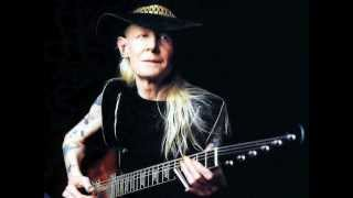 Johnny Winter - Hustled down in Texas