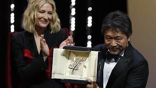 "Cannes Film Festival: Palme d""Or goes to ""Shoplifters,"" Hirokazu Kore-eda"