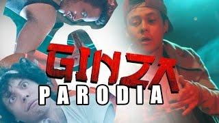 GINZA (J BALVIN) - PARODIA - MARIO RUIZ