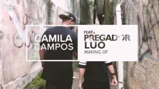 Teaser Clipe Mais Que Vencedor - Camila Campos feat. Pregador Luo