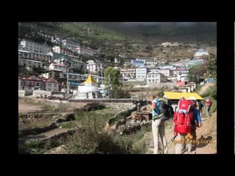 Irish Everest Base Camp trek with Pat Falvey Adventures