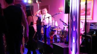 The Blue Rinse Live Band  - Jump Around / Boom The Room 'LIVE' MAR 2016