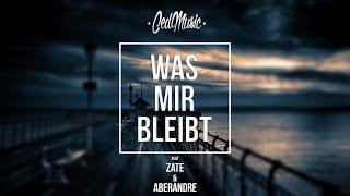 """Ced - """"WAS MIR BLEIBT"""" [Feat. Zate & AberAndre] [Lyrik Video]"""