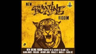 Macka B - Rasta Say Love (Soulove Rec/Delamix)