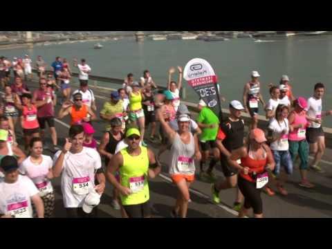 wizz air budapest half marathon