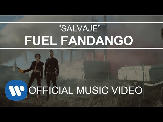 "Video oficial de ""SAlvaje"" de Fuel Fandango"