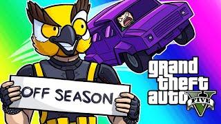 GTA5 Online Funny Moments - Insurgents VS RPG! (#OffSeason)