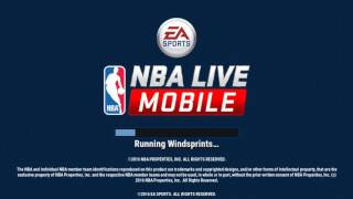 NBA Live 16 Mobile (Android) Gameplay + Download Link (Free)