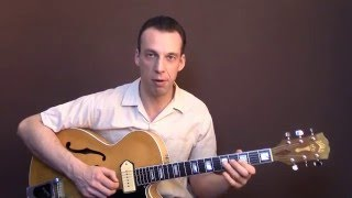 Simple Rockabilly Licks Using The B and The G String