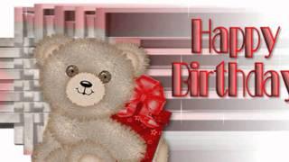 Tebi za rođendan...