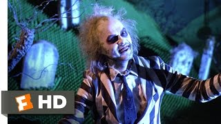 It's Showtime! - Beetlejuice (8/9) Movie CLIP (1988) HD
