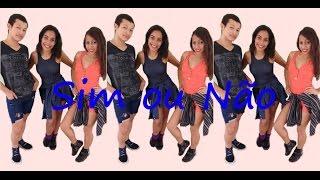 Sim ou Não - Anitta feat. Maluma - Coreografia