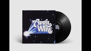 Forever For Now - April Wine