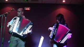 Paulo Cardeta e Rita Melo - Funaná