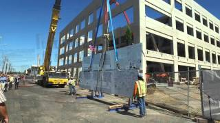 City of Roseville, CA - New Downtown Office Building Construction