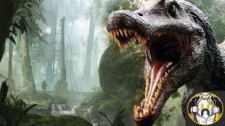 Was the Spinosaurus a Super Hybrid? | Jurassic World: Fallen Kingdom